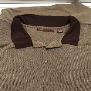 Perry Ellis polo shirt 4XLT men's Big&Tall